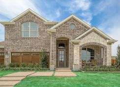 San Angelo - Brookside: Melissa, Texas - Chesmar Homes