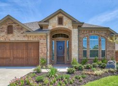 Lakeway - Park Trails: Forney, Texas - Chesmar Homes