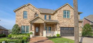 Richmond - Wildridge: Little Elm, Texas - Chesmar Homes