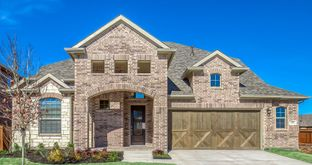 Dublin - The Parks at Legacy: Prosper, Texas - Chesmar Homes