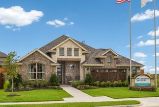 Mansfield - Brookside: Melissa, Texas - Chesmar Homes