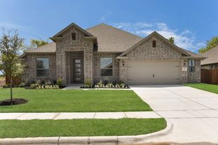 Princeton - Park Trails: Forney, Texas - Chesmar Homes