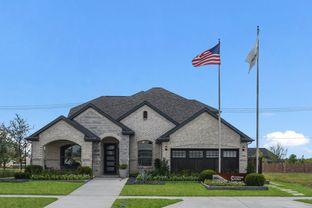 Winchester - Trinity Falls: McKinney, Texas - Chesmar Homes