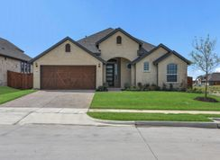 Raleigh - Park Trails: Forney, Texas - Chesmar Homes