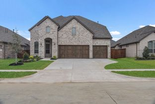 Pershing - Trinity Falls: McKinney, Texas - Chesmar Homes