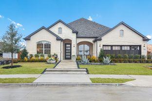 Laurel - Trinity Falls: McKinney, Texas - Chesmar Homes