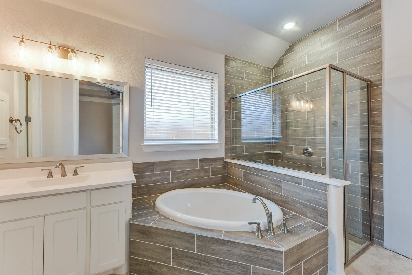 Bathroom featured in the Ashland By Chesmar Homes in Dallas, TX