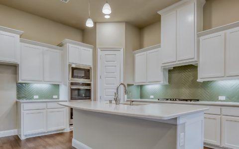 Kitchen-in-Malibu-at-Windsong Ranch-in-Prosper
