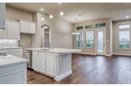 Kitchen-in-Coronado-at-Windsong Ranch-in-Prosper