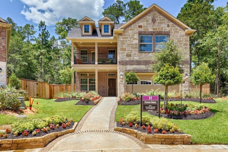 Elena Plan Plan, Montgomery, Texas 77316   Elena Plan Plan At Woodforest    Deerbourne Ridge By Chesmar Homes Houston