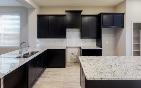 Kitchen-in-Ann Arbor-at-The Groves-in-Atascocita