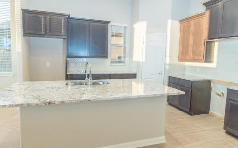 Kitchen-in-Austin-at-The Groves-in-Atascocita