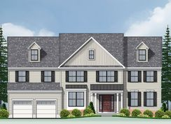 Greenbriar - The Ridings at Woolwich: Woolwich Township, Pennsylvania - Chiusano Homes