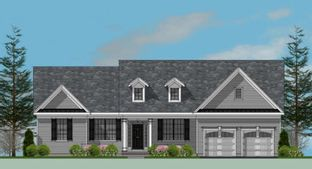 Greyson - The Ridings at Woolwich: Woolwich Township, Pennsylvania - Chiusano Homes