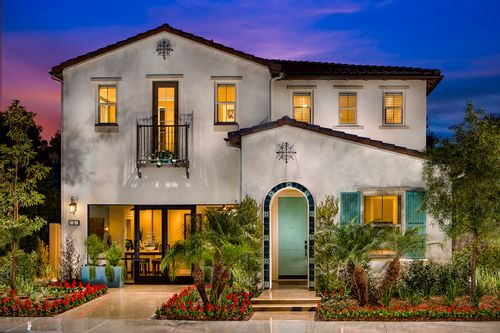 Christopher Homes At Ladera Ranch By In Orange County California