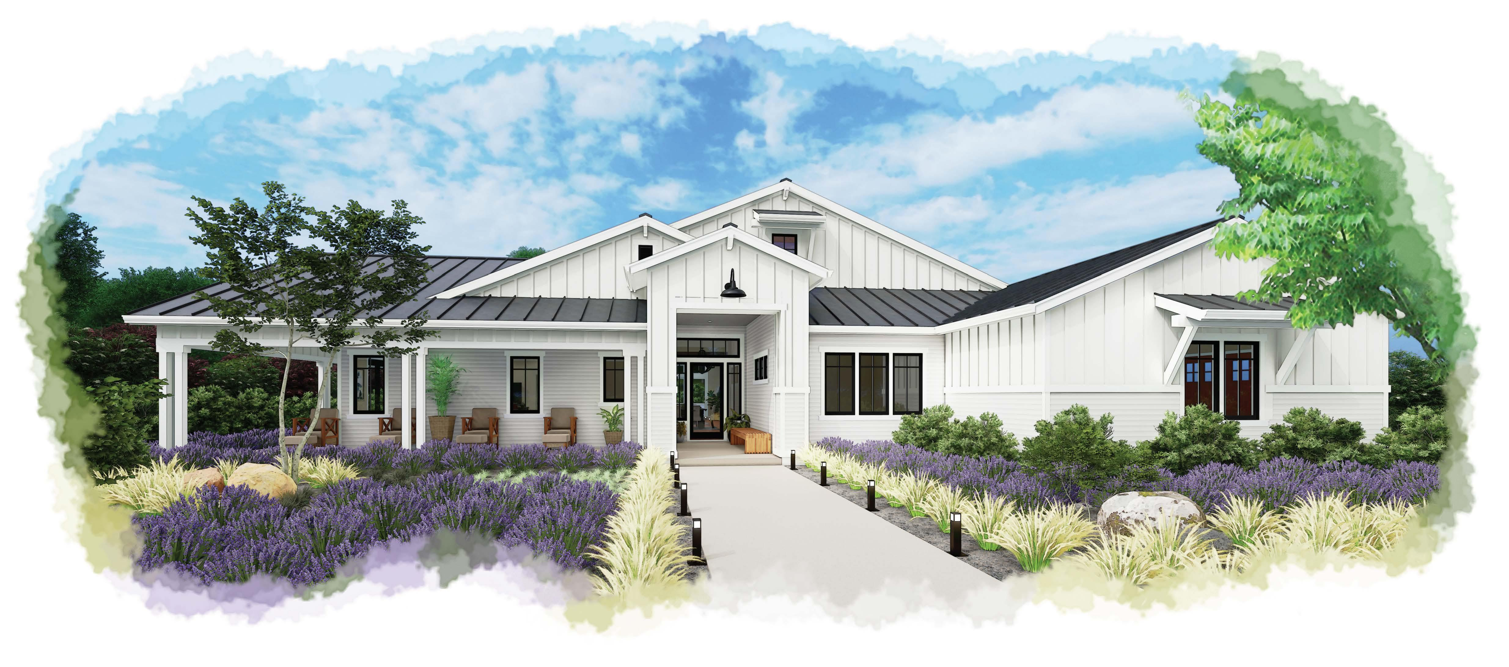 Exterior featured in the Plan 51 By Christopherson Builders in Santa Rosa, CA