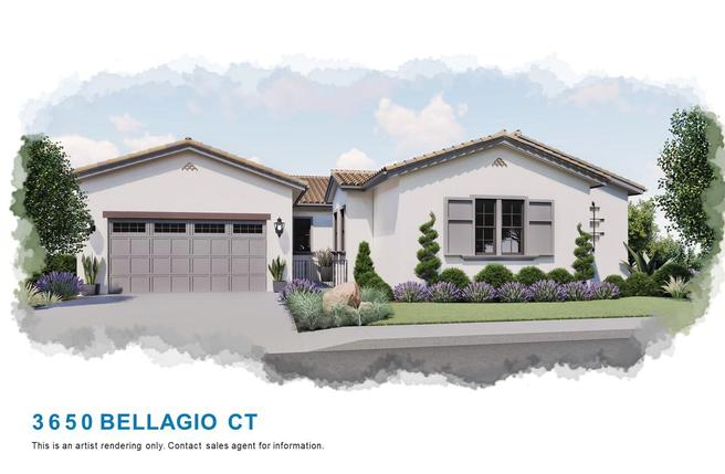 3650 Bellagio Court (Plan 5)