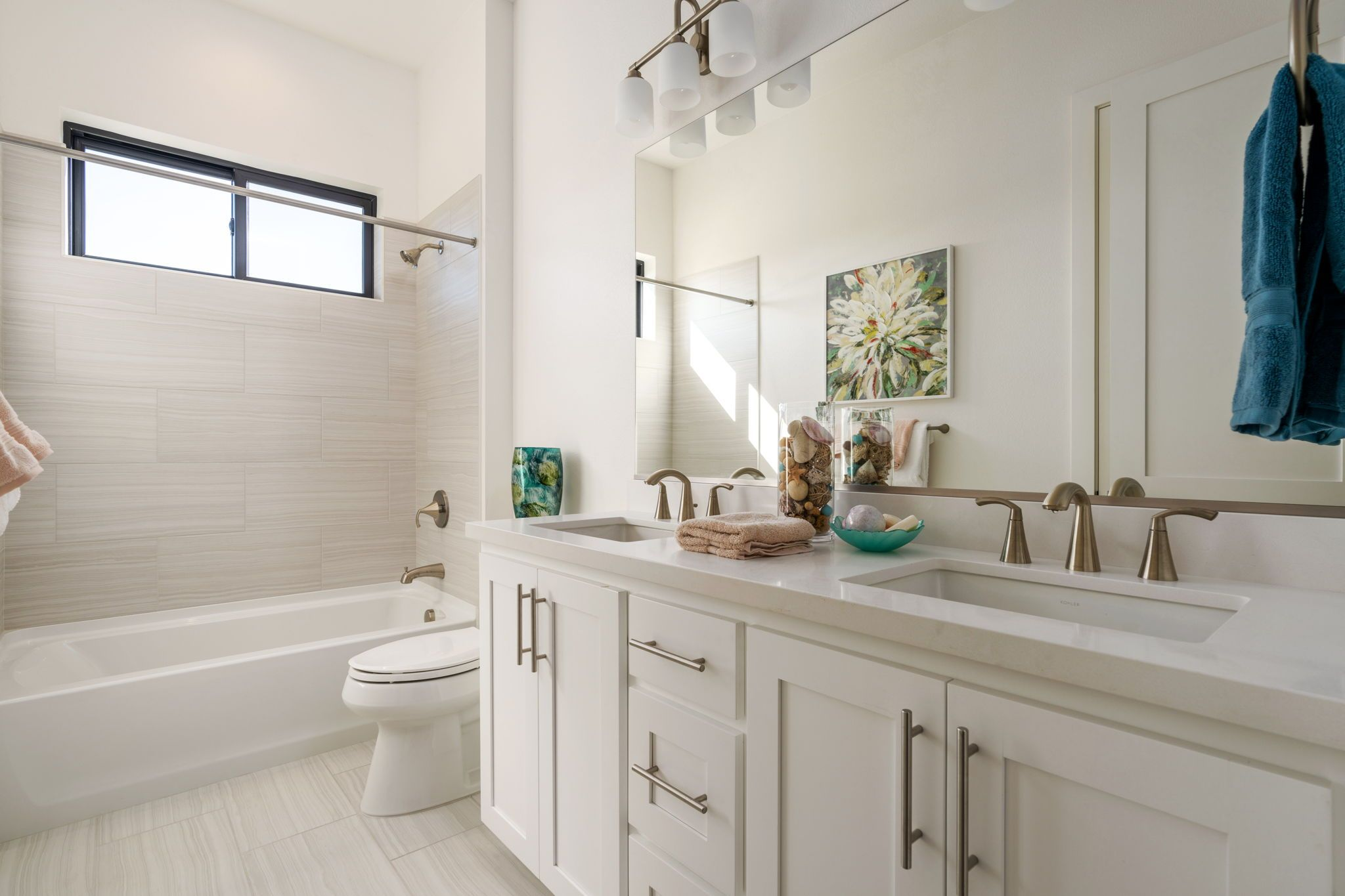 Bathroom featured in the Plan 29X By Christopherson Builders in Santa Rosa, CA