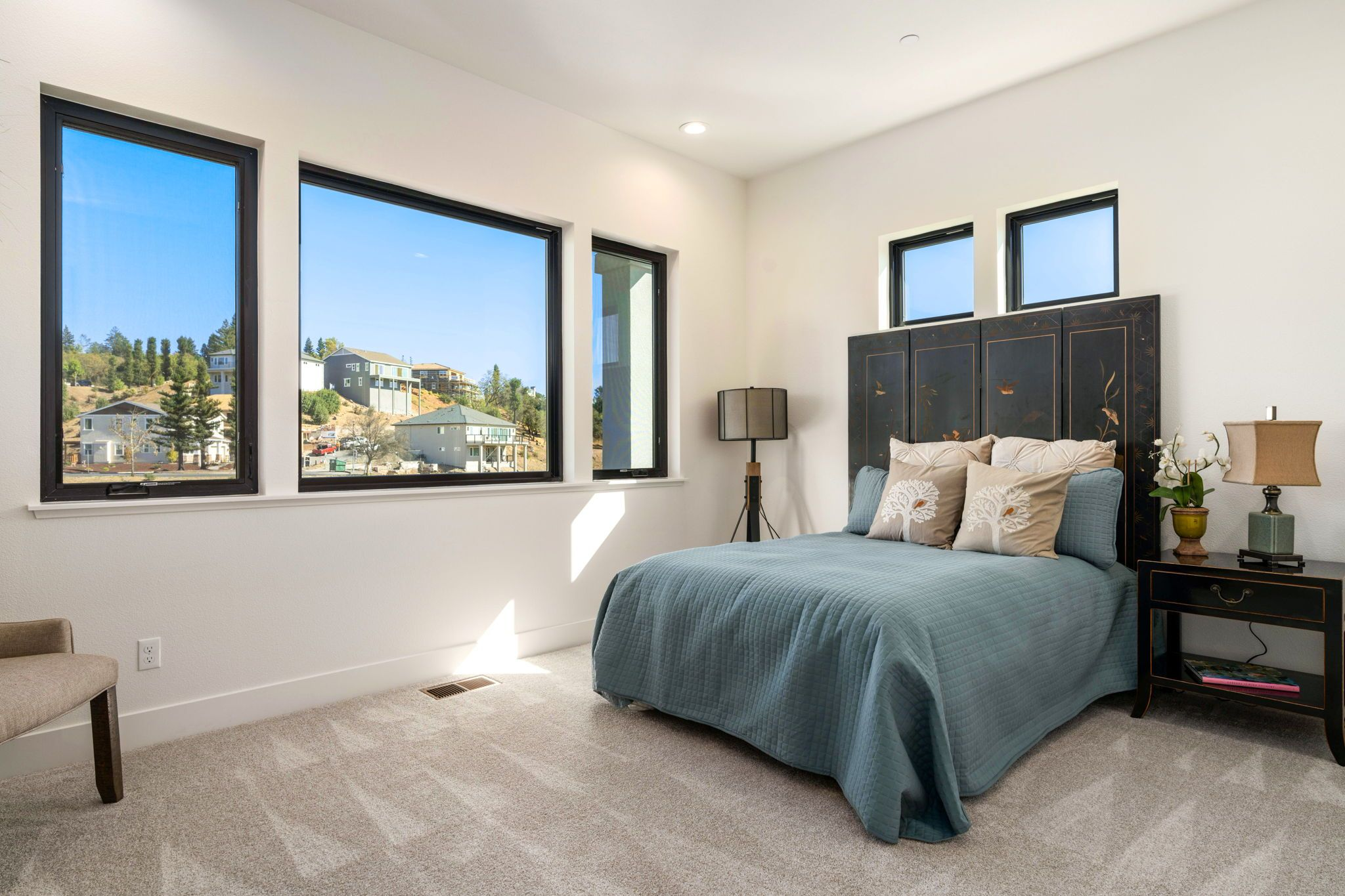 Bedroom featured in the Plan 29X By Christopherson Builders in Santa Rosa, CA