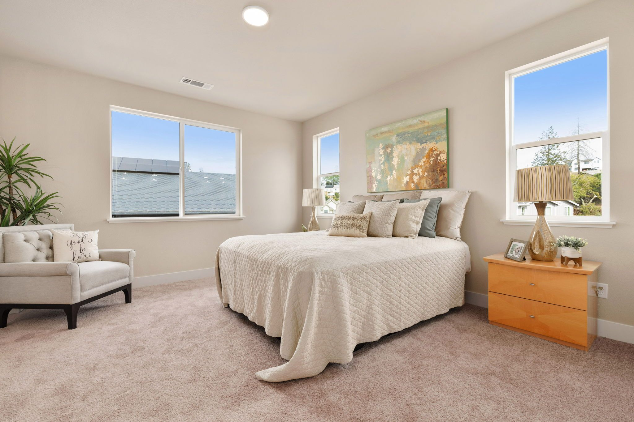 Bedroom featured in the Plan 32X By Christopherson Builders in Santa Rosa, CA