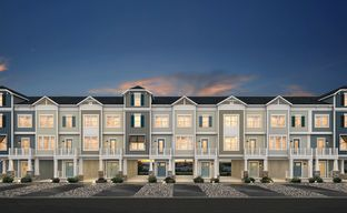 Townes at Bayshore Village by Christopher Companies in Sussex Delaware