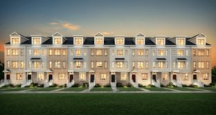 18' Townhomes - Townes at South Glebe II: Arlington, District Of Columbia - Christopher Companies