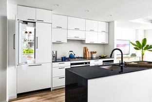 Floor Plan H1 - City Homes: Washington, District Of Columbia - Grosvenor Americas