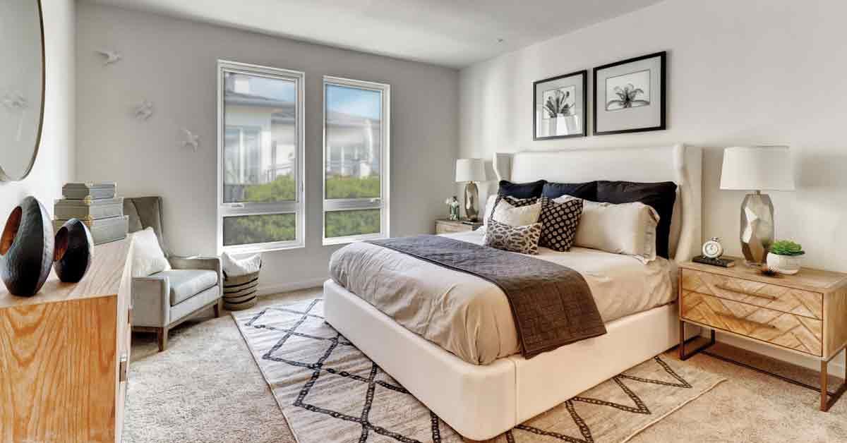 Bedroom featured in the Plan 1 By Citymark Development  in Riverside-San Bernardino, CA
