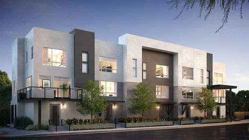Montebello Collection By City Ventures In Los Angeles California