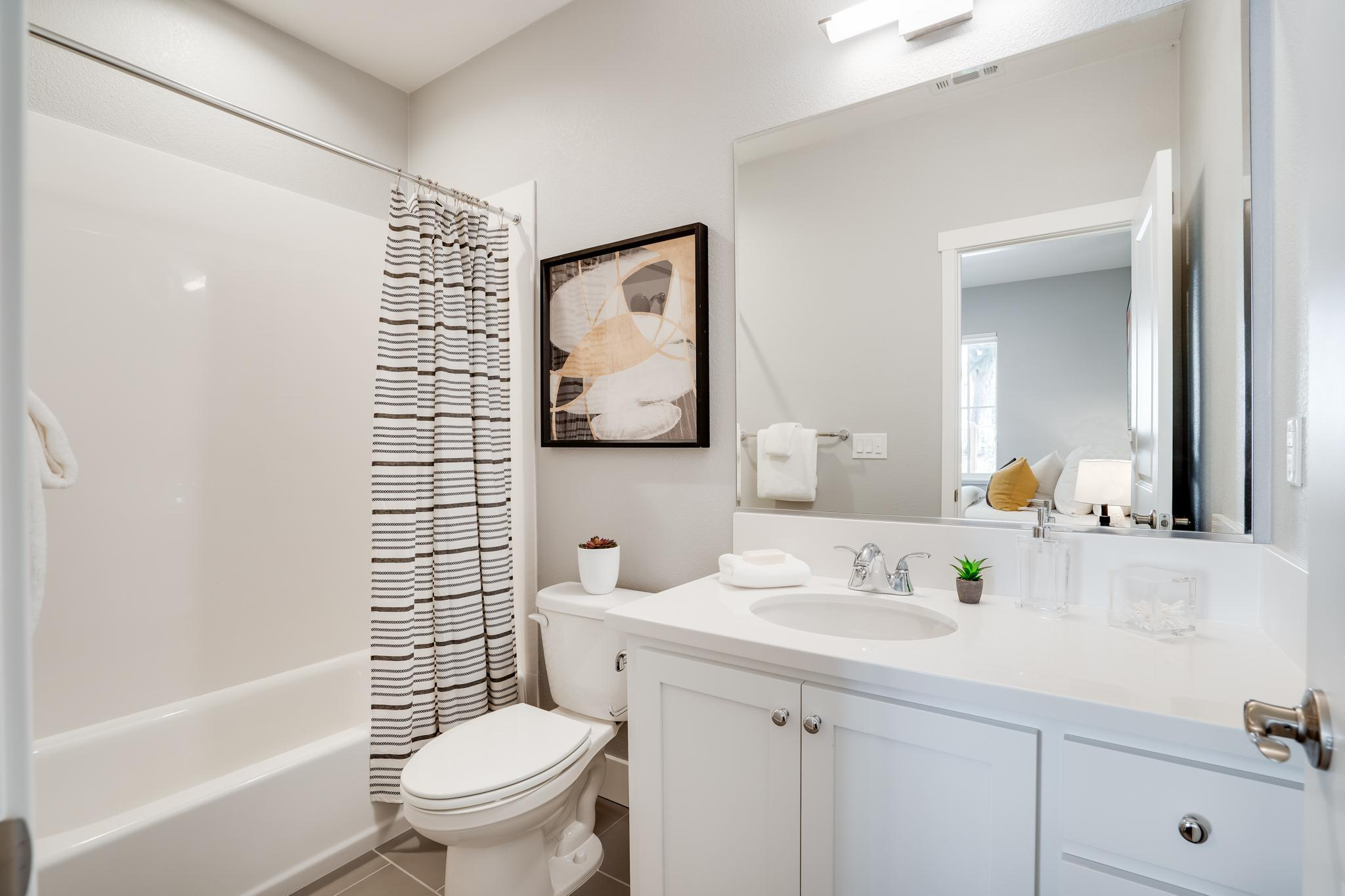 Bathroom featured in the Plan 3 ALT By Classic Communities in San Jose, CA