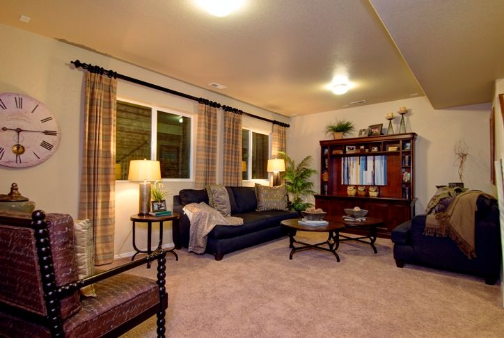 Living Area featured in the Capstone By Classic Homes in Colorado Springs, CO