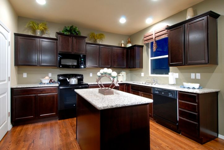 Kitchen featured in the Capstone By Classic Homes in Colorado Springs, CO