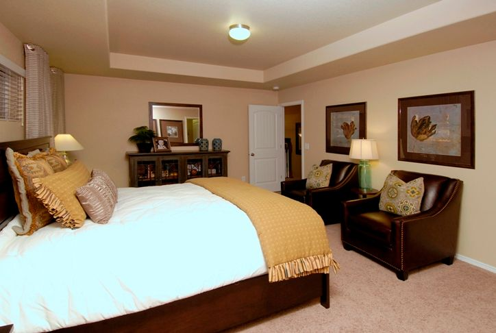 Bedroom featured in the Capstone By Classic Homes in Colorado Springs, CO
