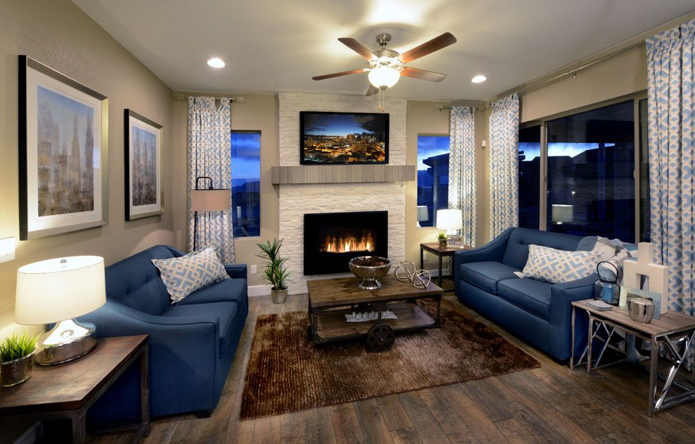Living Area featured in the Tranquility By Classic Homes in Colorado Springs, CO