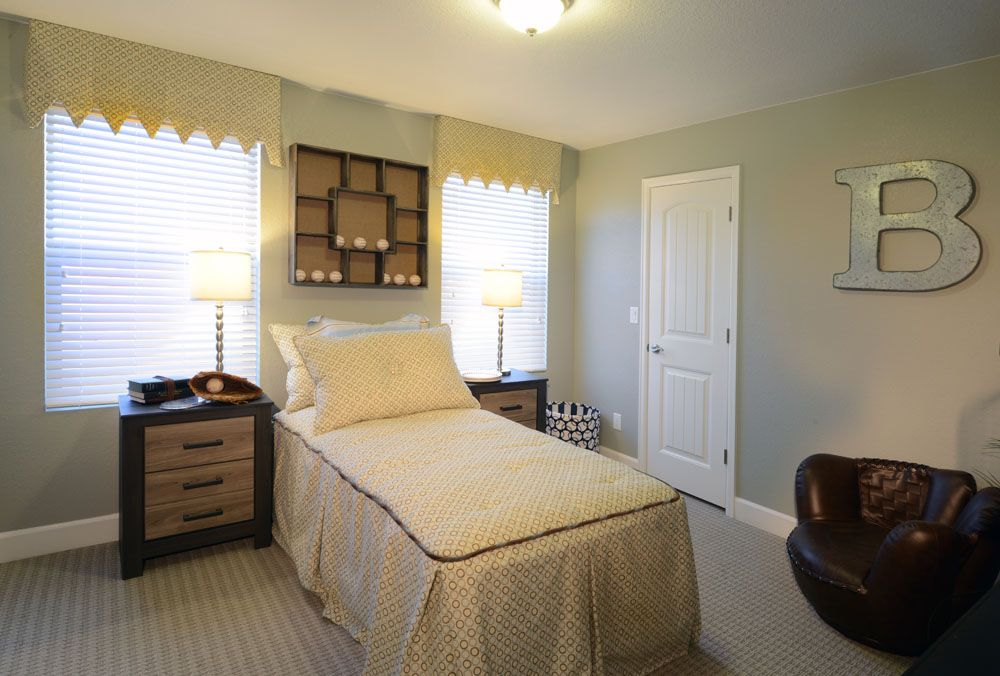 Bedroom featured in the Tranquility By Classic Homes in Colorado Springs, CO