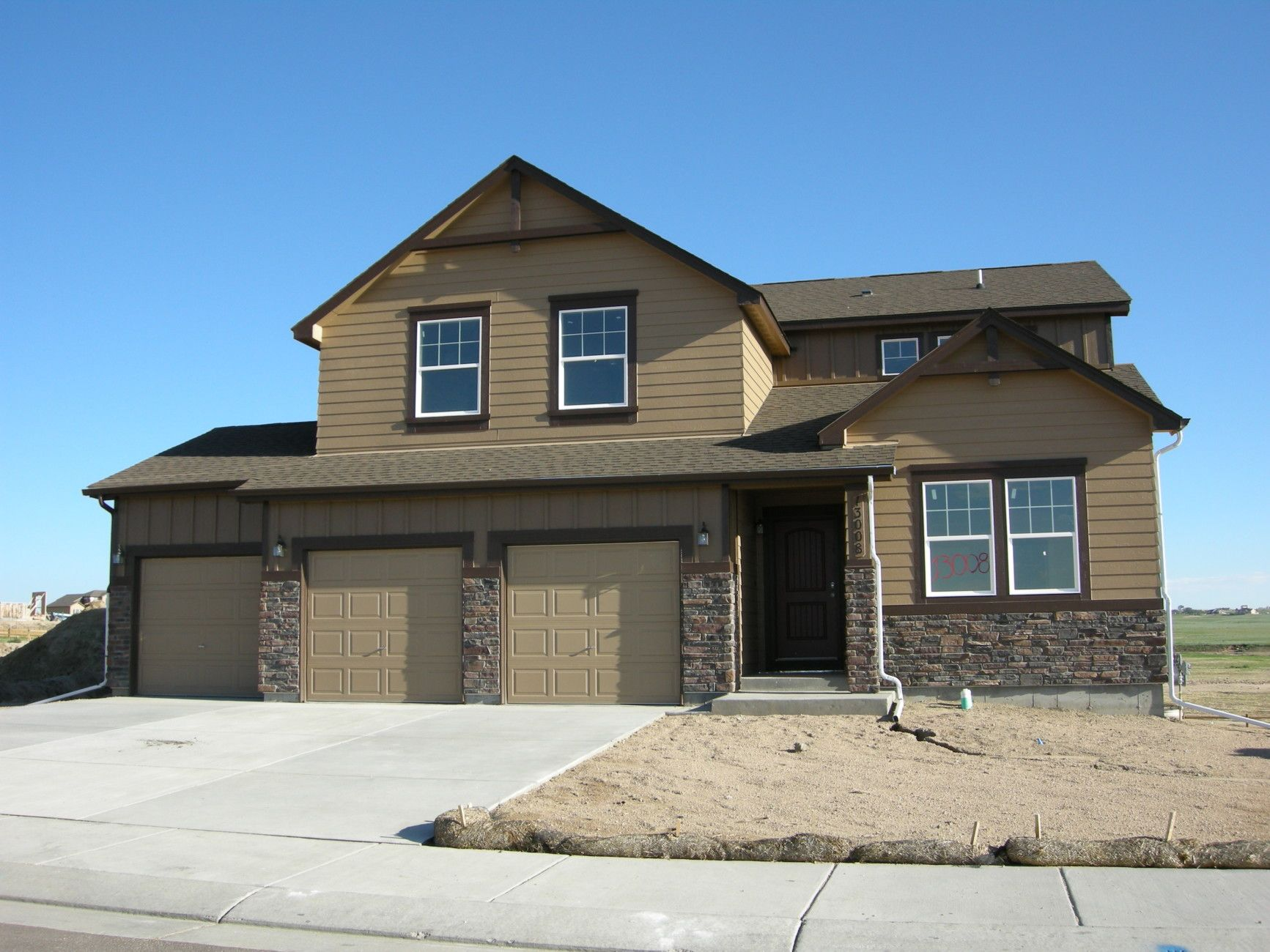 Exterior featured in the Summit By Classic Homes in Colorado Springs, CO