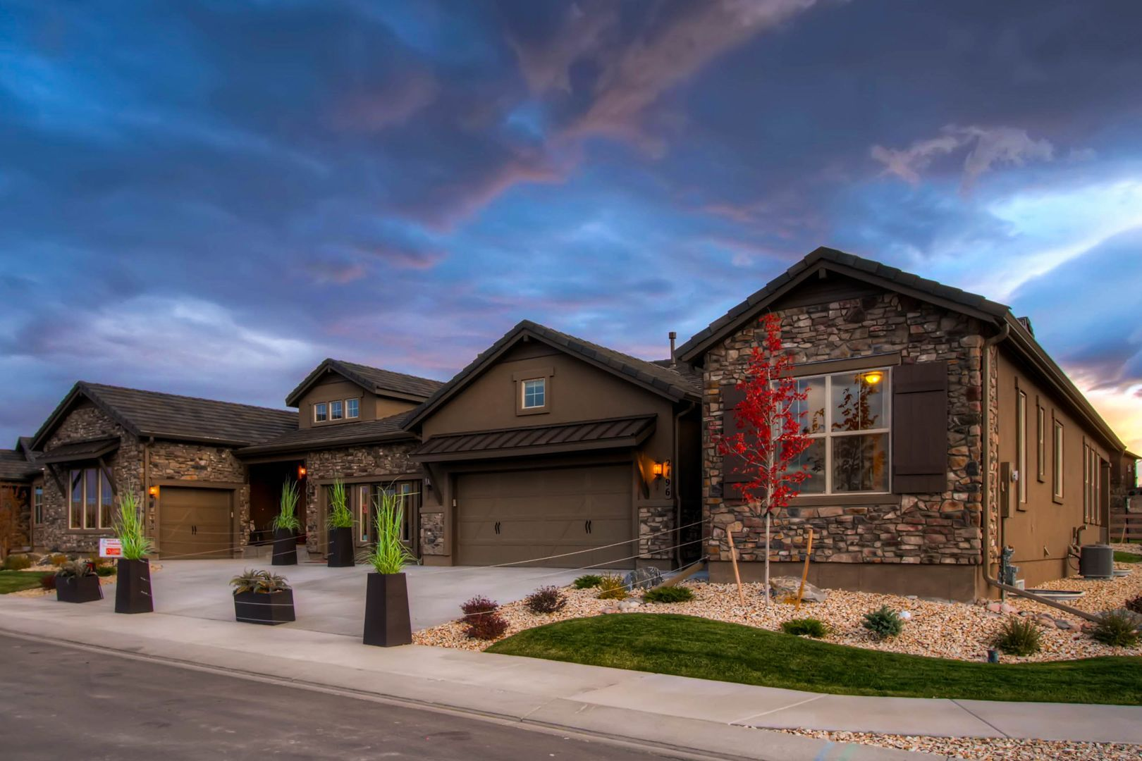 The glen at widefield in colorado springs colorado for Modern homes colorado springs