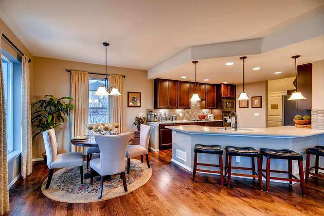 'Wolf Ranch' by Classic Homes in Colorado Springs