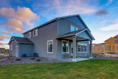 golf community in colorado springs co with new homes for sale