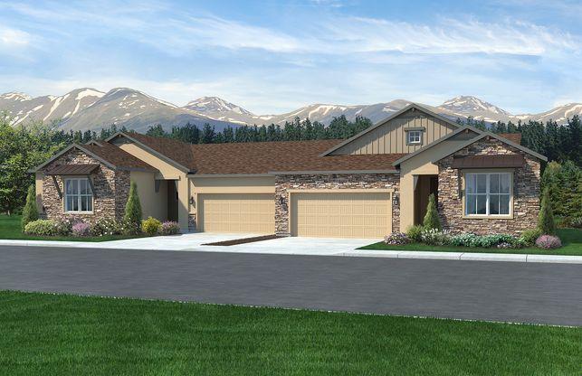Maroon Bell Plan Colorado Springs Colorado 80921