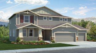Monarch - TimberRidge: Colorado Springs, Colorado - Classic Homes