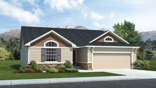 Savannah - Banning Lewis Ranch 55+ age-restricted: Colorado Springs, Colorado - Classic Homes