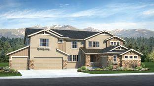 St. James - Flying Horse: Colorado Springs, Colorado - Classic Homes