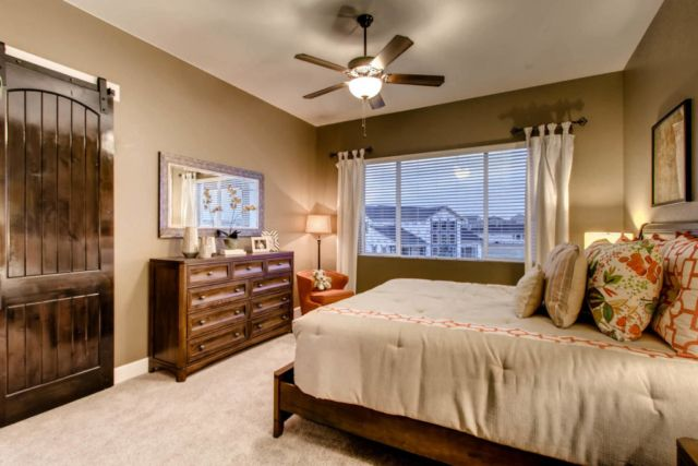 Bedroom featured in the Celebration By Classic Homes in Colorado Springs, CO