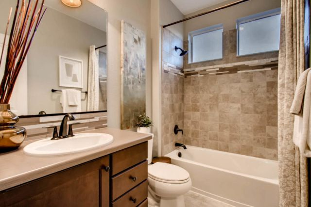 Bathroom featured in the Celebration By Classic Homes in Colorado Springs, CO