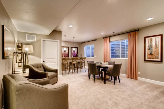 Living Area featured in the Celebration By Classic Homes in Colorado Springs, CO