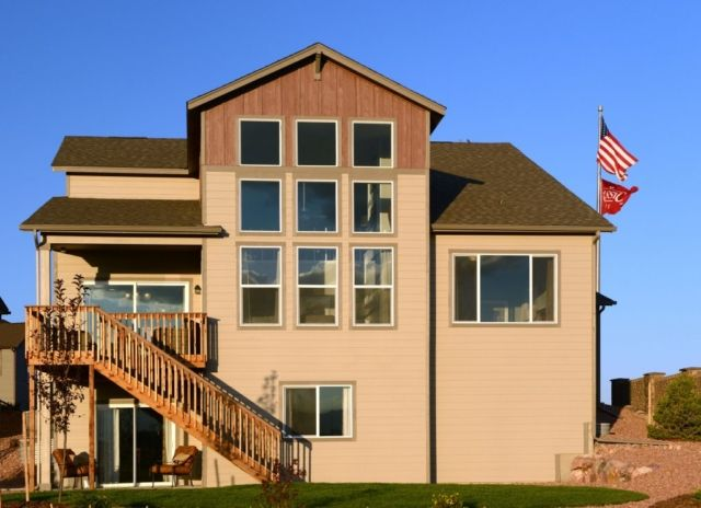Exterior featured in the Hannah By Classic Homes in Colorado Springs, CO