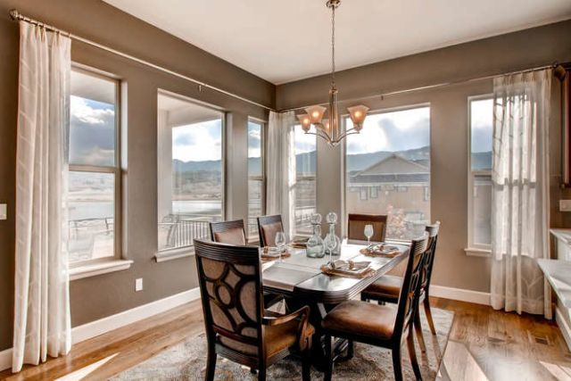Living Area featured in the Hillspire By Classic Homes in Colorado Springs, CO