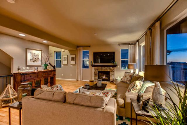 Living Area featured in the Meadow By Classic Homes in Colorado Springs, CO