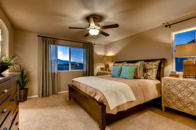 Bedroom featured in the Meadow By Classic Homes in Colorado Springs, CO